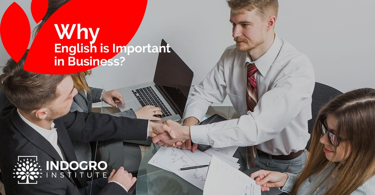 Why is English Important in Business?