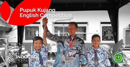 """Inaugural Pupuk Kujang English Competition – """"English for Fun"""""""