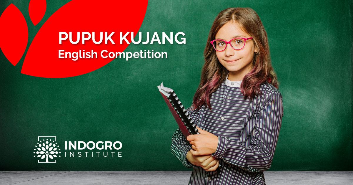 The Pupuk Kujang English Competition